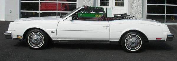 17: 1983 Buick Rivera