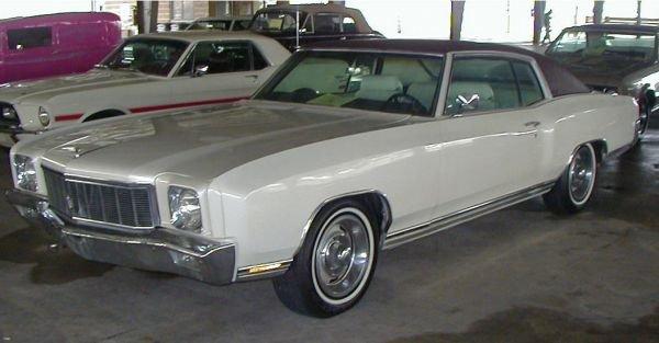 8: 1971 Chevy Monte Carlo