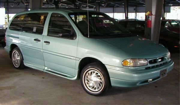 1: 1996 Ford Windstar