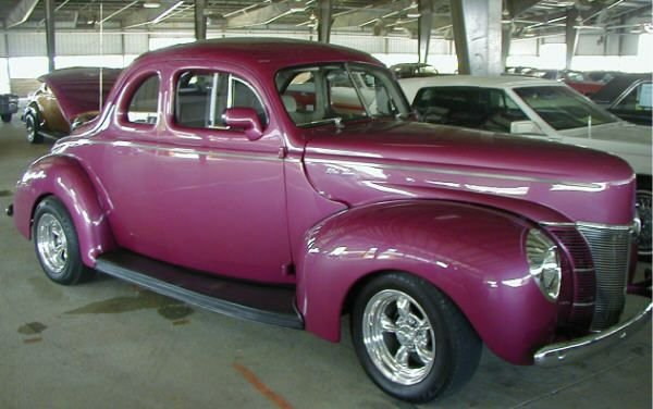 18: 1940 Ford Coupe