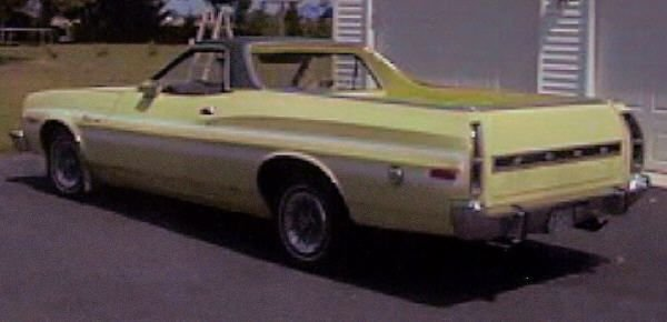 19: 1976 Ford Ranchero