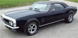 10: 1967 Chevy Camaro 327