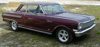 21: 1964 Chevy Nova SS