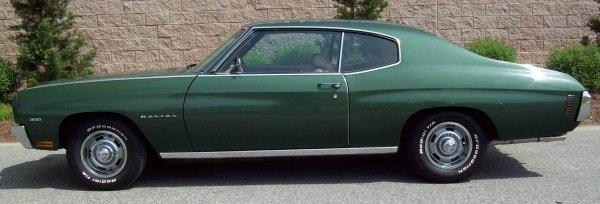 18: 1970 Chevelle Malibu