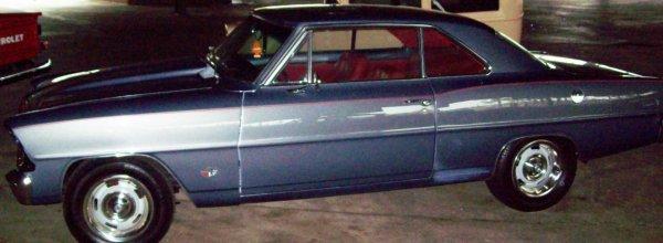 23: 1967 Chevy Nova
