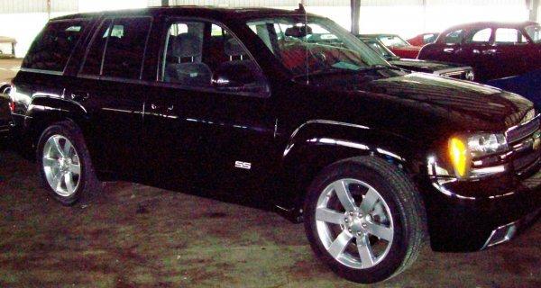 12: 2006 Chevy Trail Blazer SS