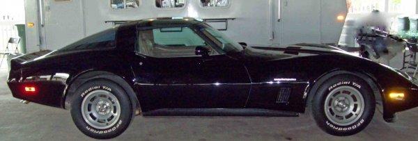 9: 1982 Chevy Corvette