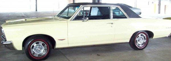 4: 1965 Pontiac GTO