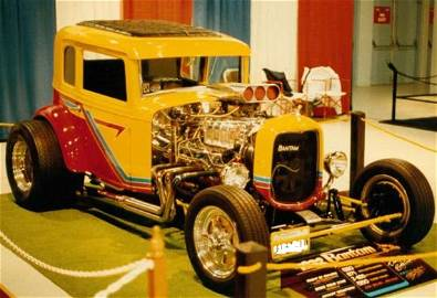 22: 1931 Ford Bantum