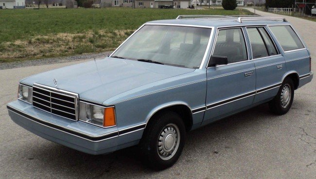 13: 1983 Plymouth Reliant