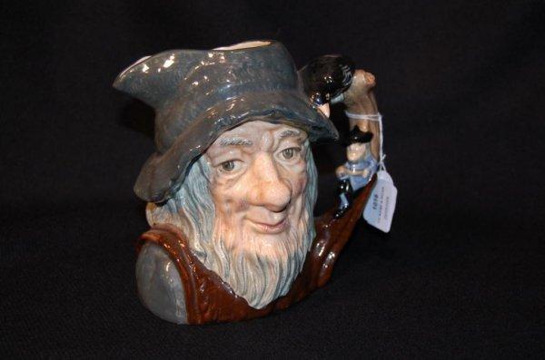 1016: Royal Doulton character jug 'Rip Van Winkle' D646