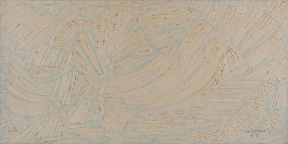 SERGE CHARCHOUNE (1888-1975) Composition inspirée par