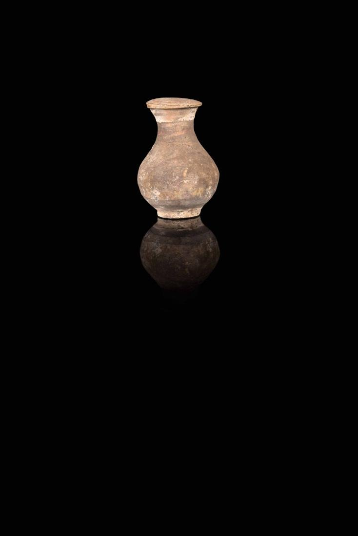 Brûle-parfum «boshanlu» Chine - Epoque HAN (206 av. JC