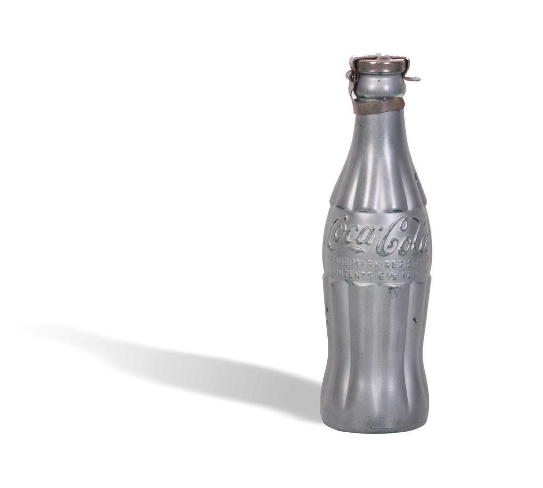 Andy WARHOL (USA/1928-1987) Silver Coca-Cola, 1967