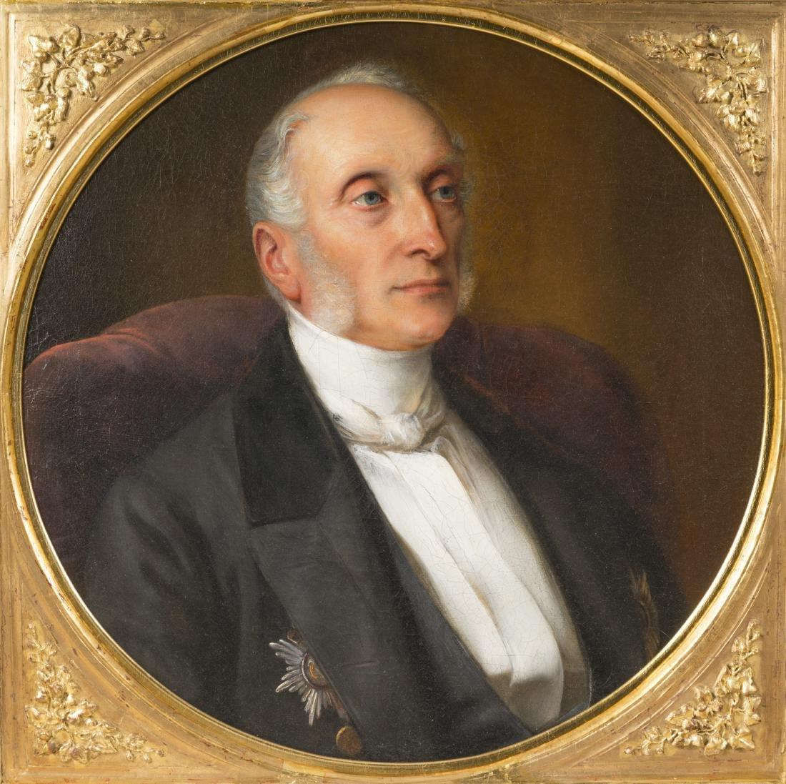 MAKAROV IVAN KOUZMITCH (1822-1897) ATTRIBUÉ À