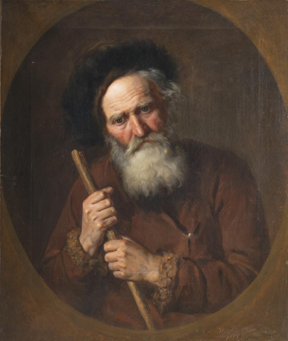 LEPETOV NICOLAS IVANOVITCH (C.1830) Portrait d'un