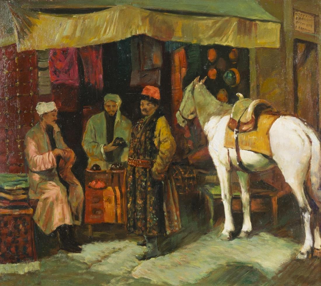 ISSUPOFF ALEXIS VLADIMIROVITCH (1918-1921) Bazar de
