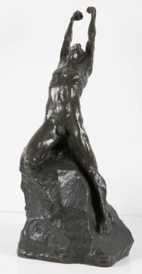 ALFREDO PINA (1883-1966) L'e?veil signe? et avec - 2