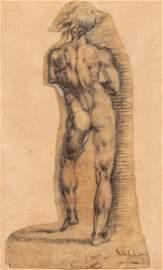 Ecole italienne du XVIème siècle Etude de
