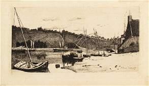 Fran231ois Bonvin 18171887 La Fileuse