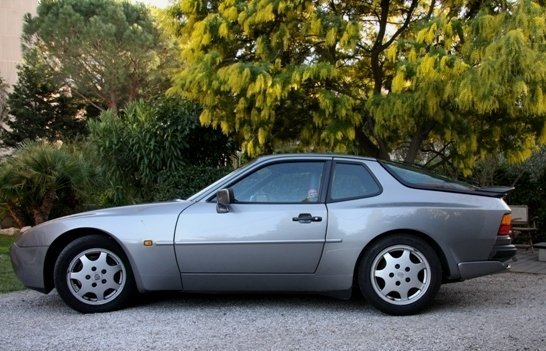 2008: PORSCHE 944 - Turbo S - 1990Long : 4,29 m / Larg