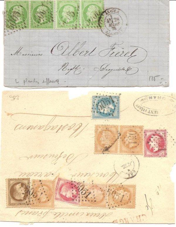 18: France et Algérie dont lettres classiques,tous état