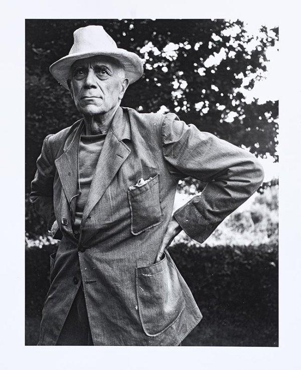 """1015:  """"GILLES EHRMANN (1928-2008)Portrait de Georges B"""