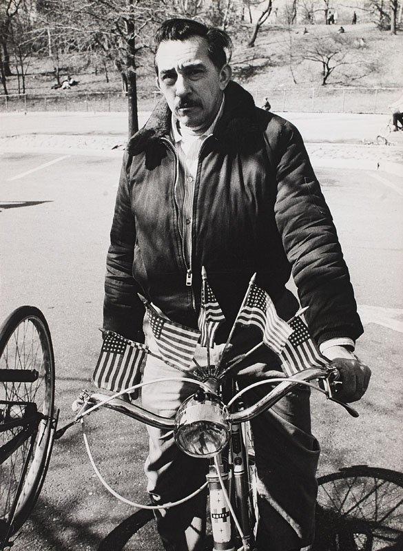 "1021:  ""GIANNI BERENGO-GARDIN (Né en 1930)New-York, c.1"