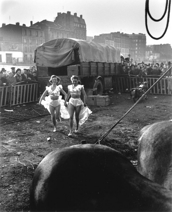 """1023:  """"Willy RONIS (Né en 1910) 6205Le Zoo-Circus Achi"""