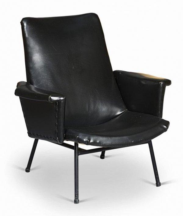 1072 pierre guariche 1926 1995 fauteuil mod le sk 6. Black Bedroom Furniture Sets. Home Design Ideas