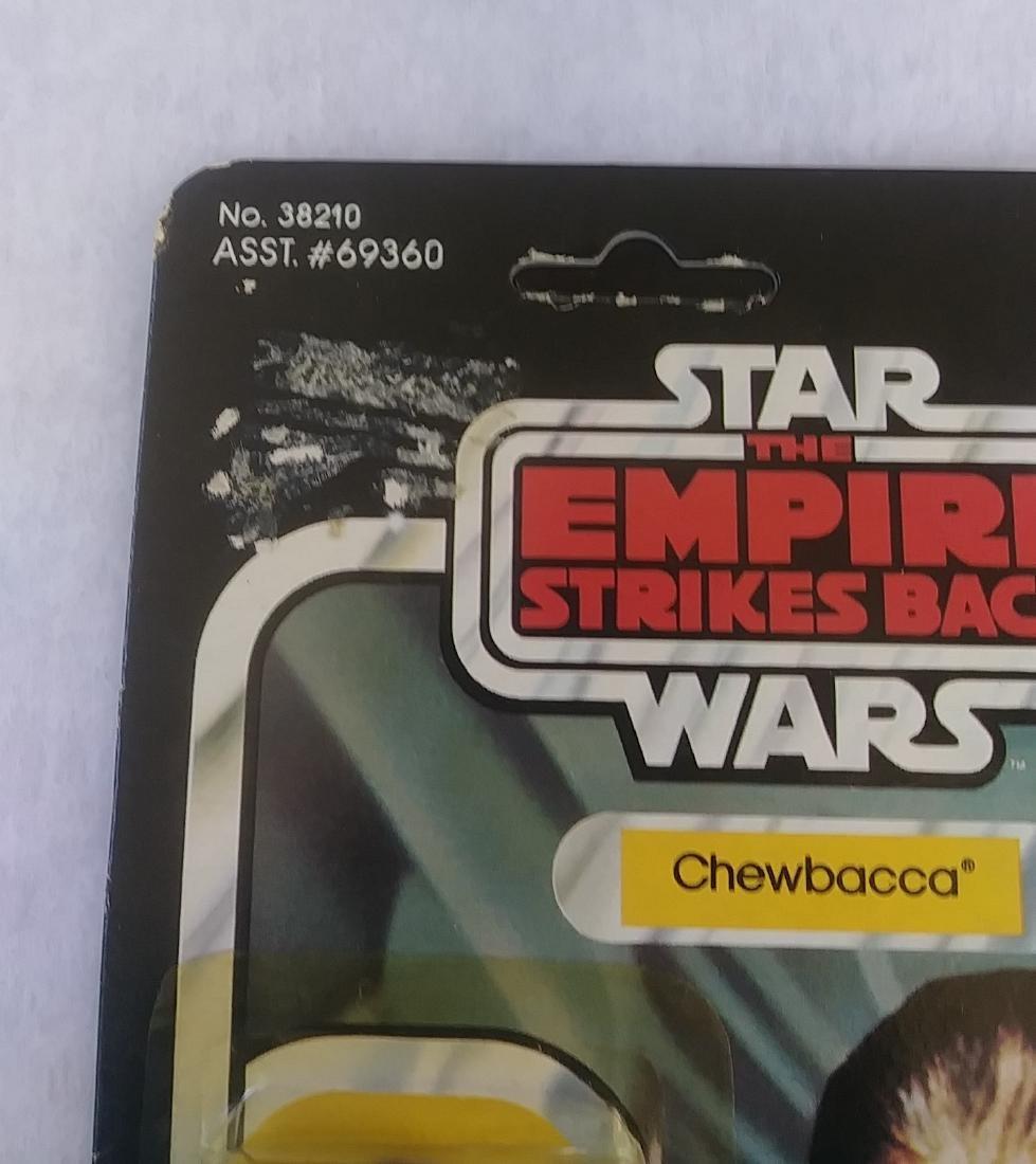 STAR WARS CHEWABACCA, 41 BACK - 2