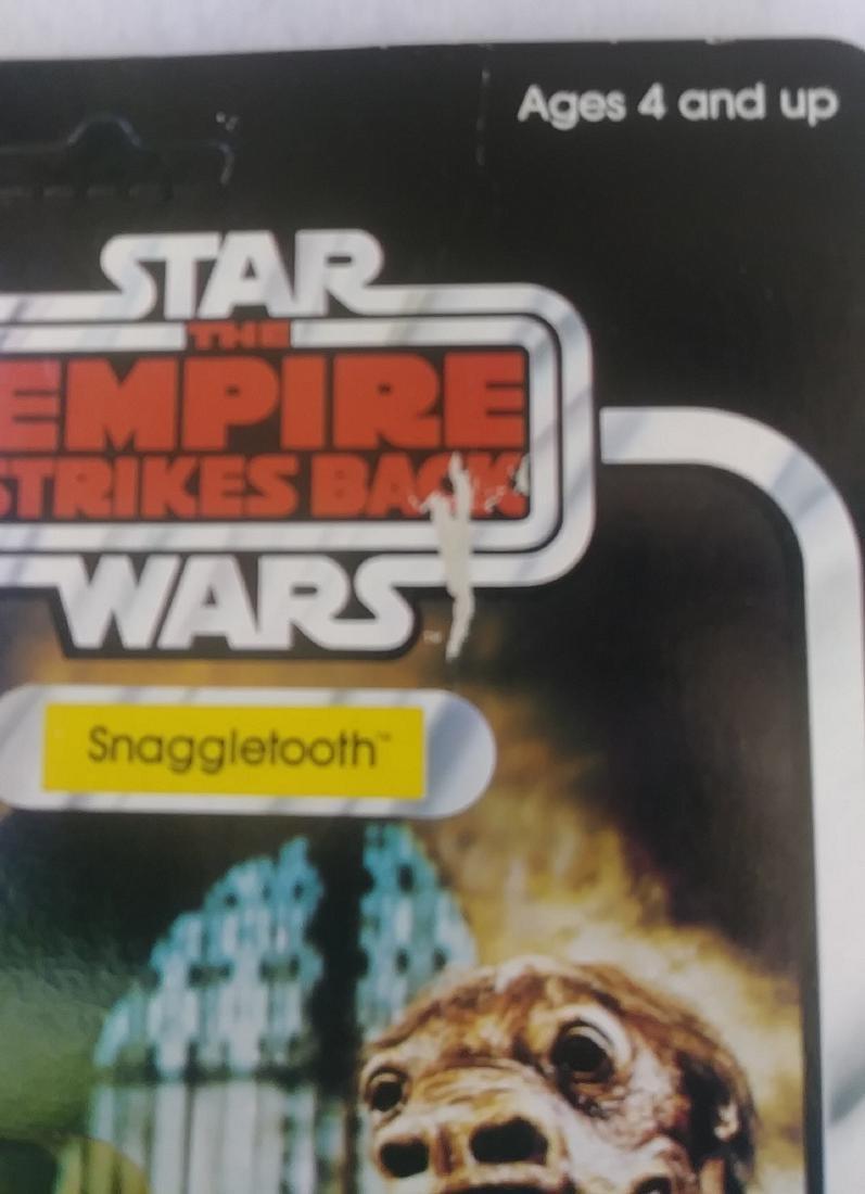 STAR WARS SNAGGLETOOTH, 45 BACK - 2