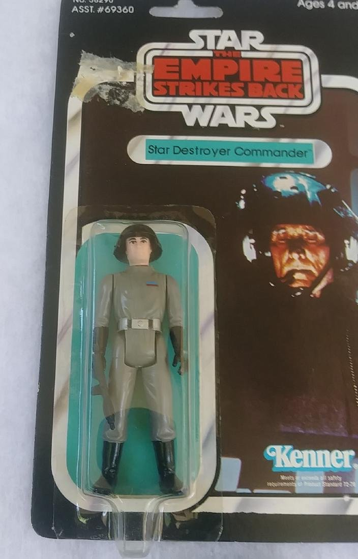 STAR WARS STAR DESTROYER COMMANDER, 41 BACK