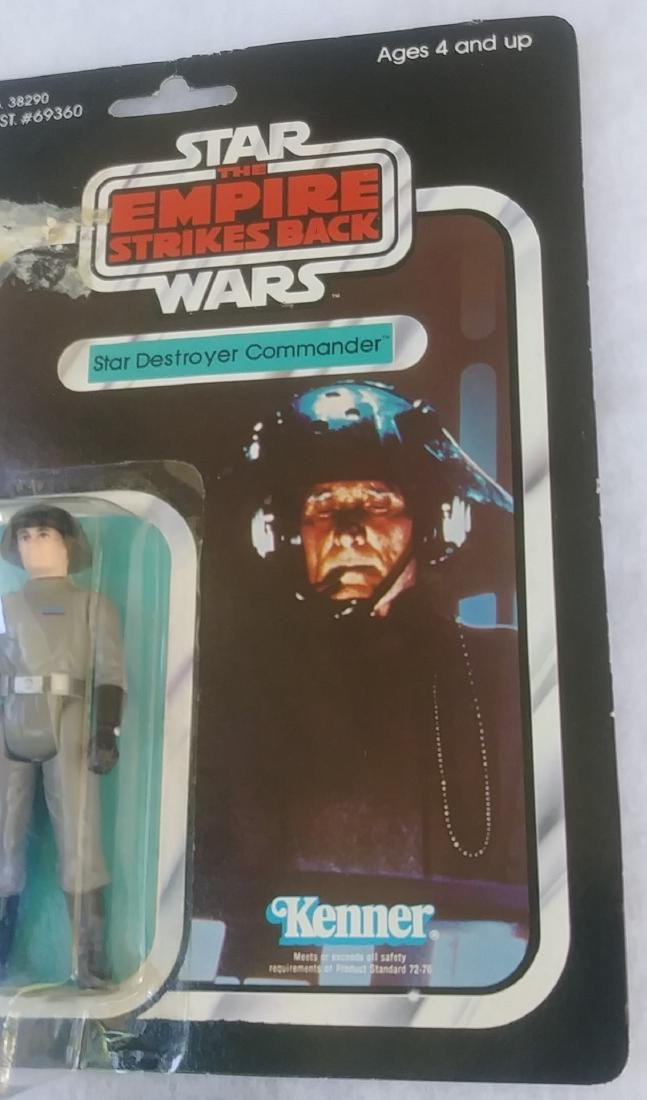 STAR WARS STAR DESTROYER COMMANDER, 41 BACK - 2