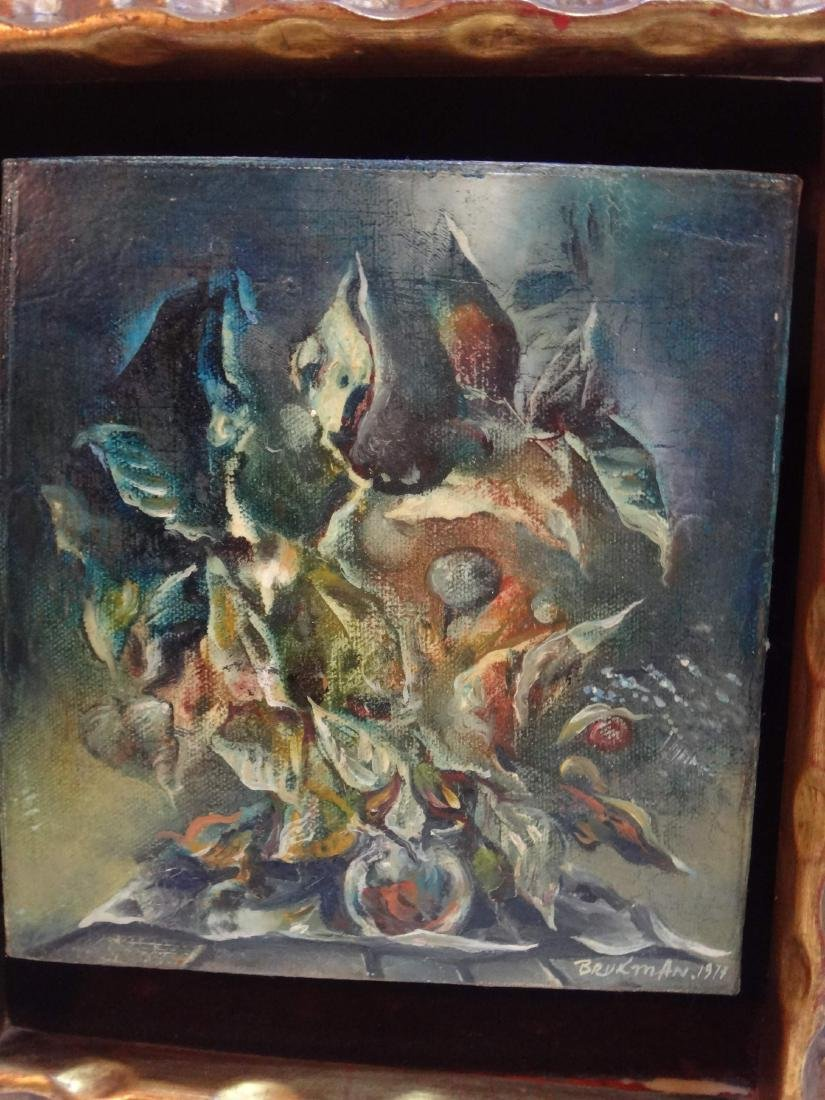 3 PC, OIL ON CANVAS, SIGNED VARGAS, - 5