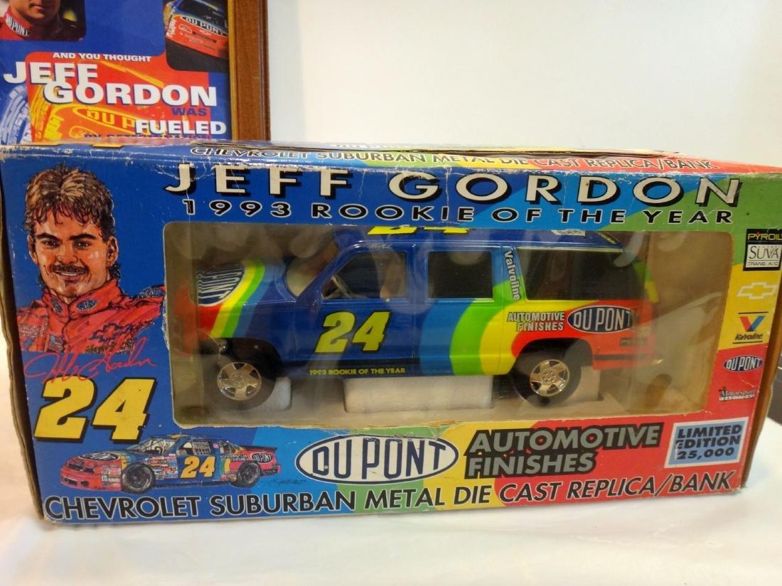 JEFF GORDON 3 PC LOT - 6
