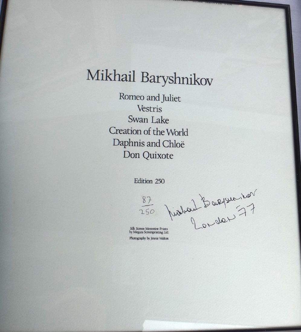 GREATEST BALLET DANCERS. Nureyef/Baryshnikof/Godunof - 5
