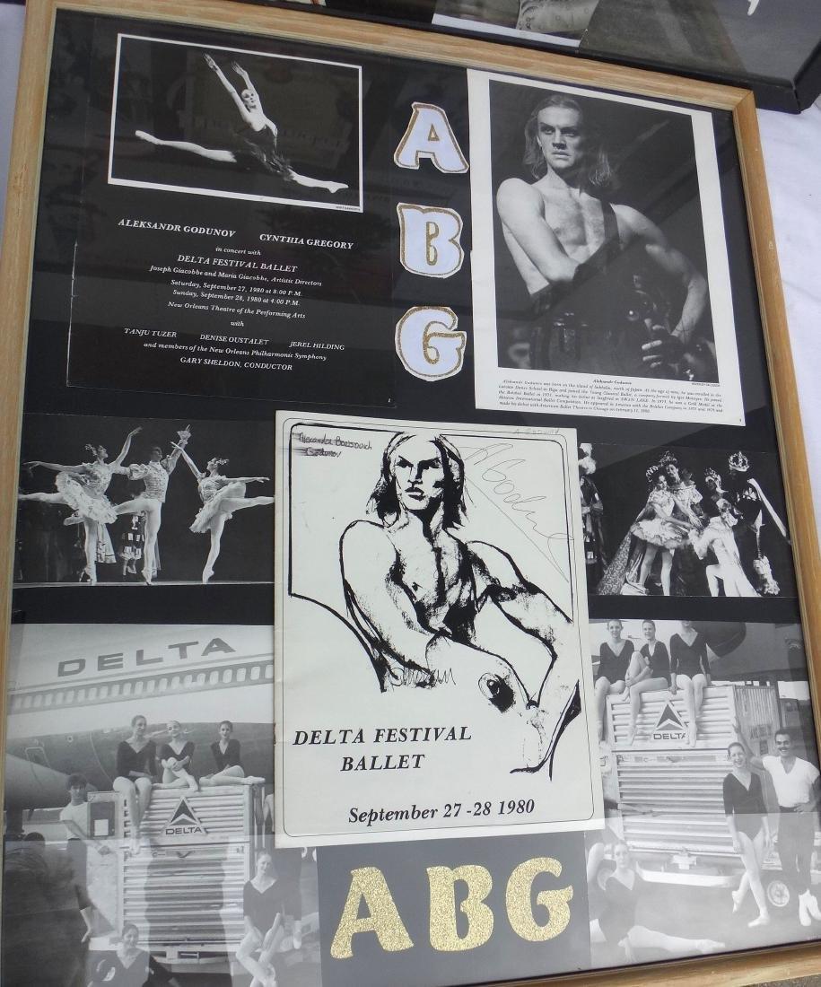 GREATEST BALLET DANCERS. Nureyef/Baryshnikof/Godunof - 6