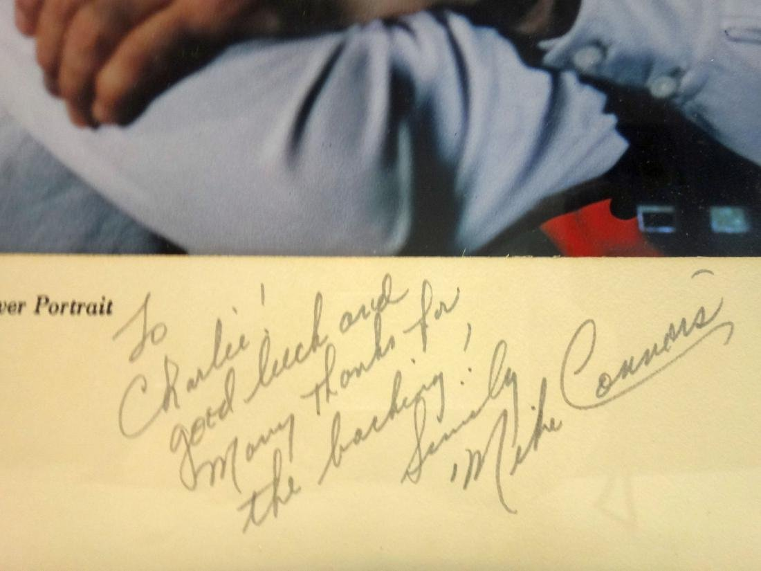 MIKE CONNOR'S/ ROBERT CULP/BILL COSBY SIGNED TV GUIDE - 6