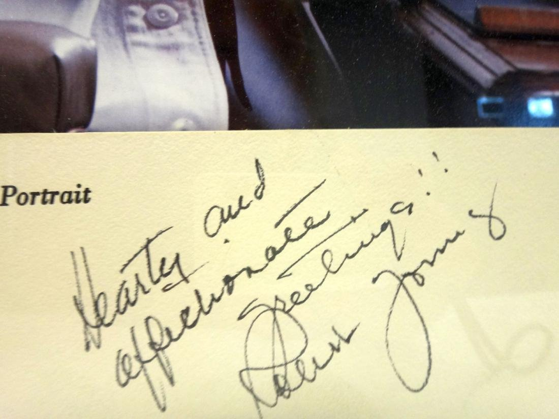 SIGNED TV GUIDE COVERS - 8