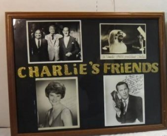 """CHARLIE'S FRIENDS"" STARS SAY HI TO CHARLIE MORTIMER"