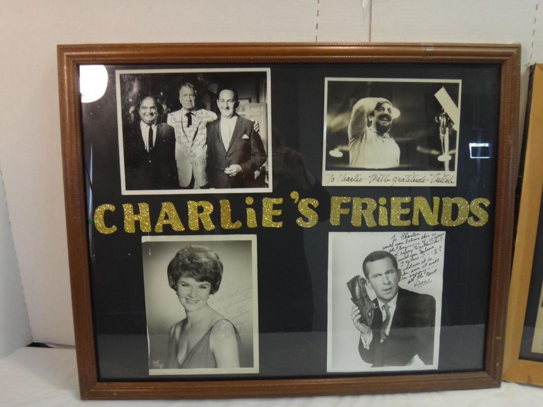 """CHARLIE'S FRIENDS"" STARS SAY HI TO CHARLIE MORTIMER - 2"