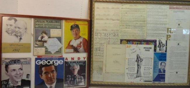 ANDY WARHOL BOB HOPE, JOHN KENNEDY..