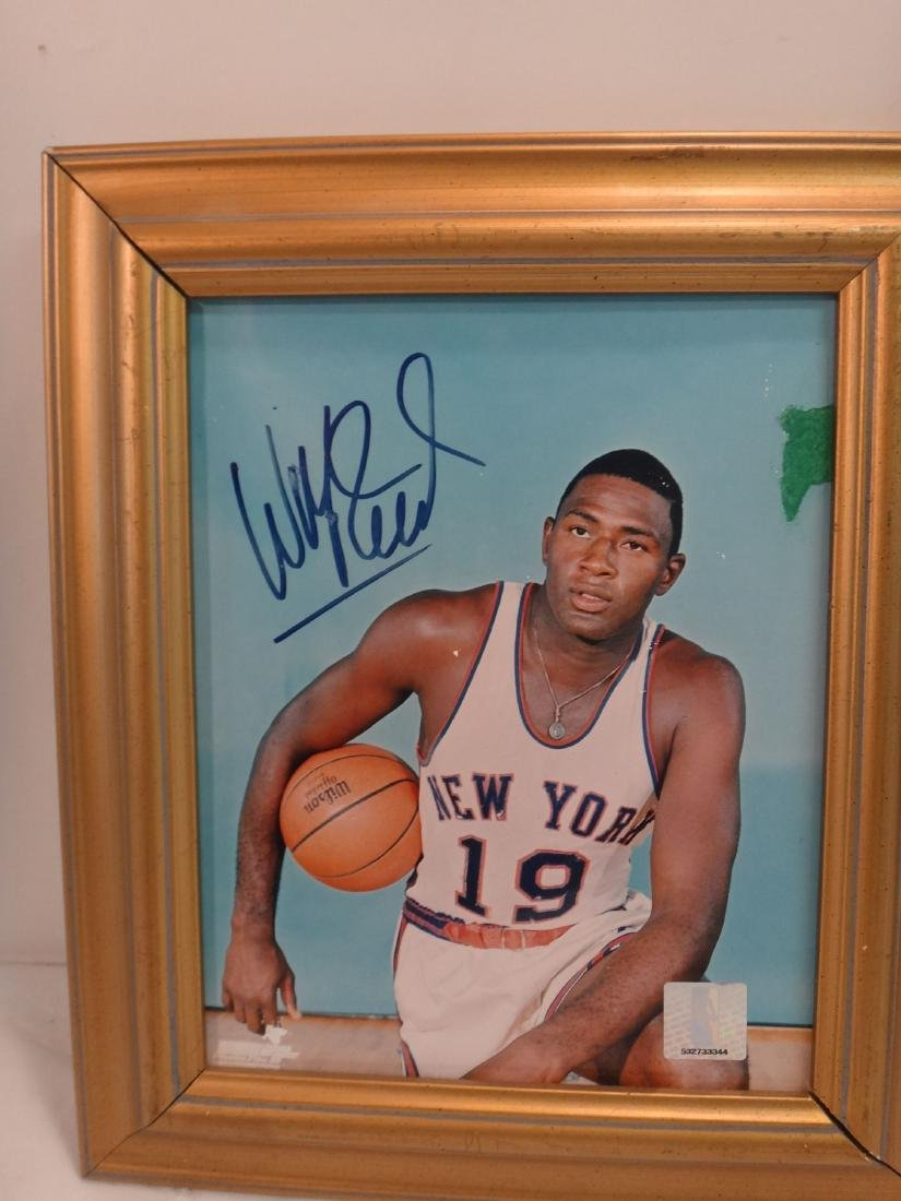 BASKETBALL HOFERS SIGNED OLYMPIC GOLD - 3
