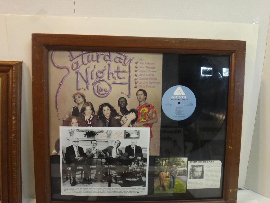 SNL LEGENDS CHEVY CHASE, JOHN CANDY, & OTHERS SIGNED - 4