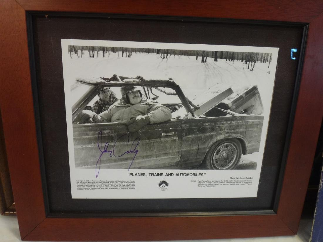 SNL LEGENDS CHEVY CHASE, JOHN CANDY, & OTHERS SIGNED - 7