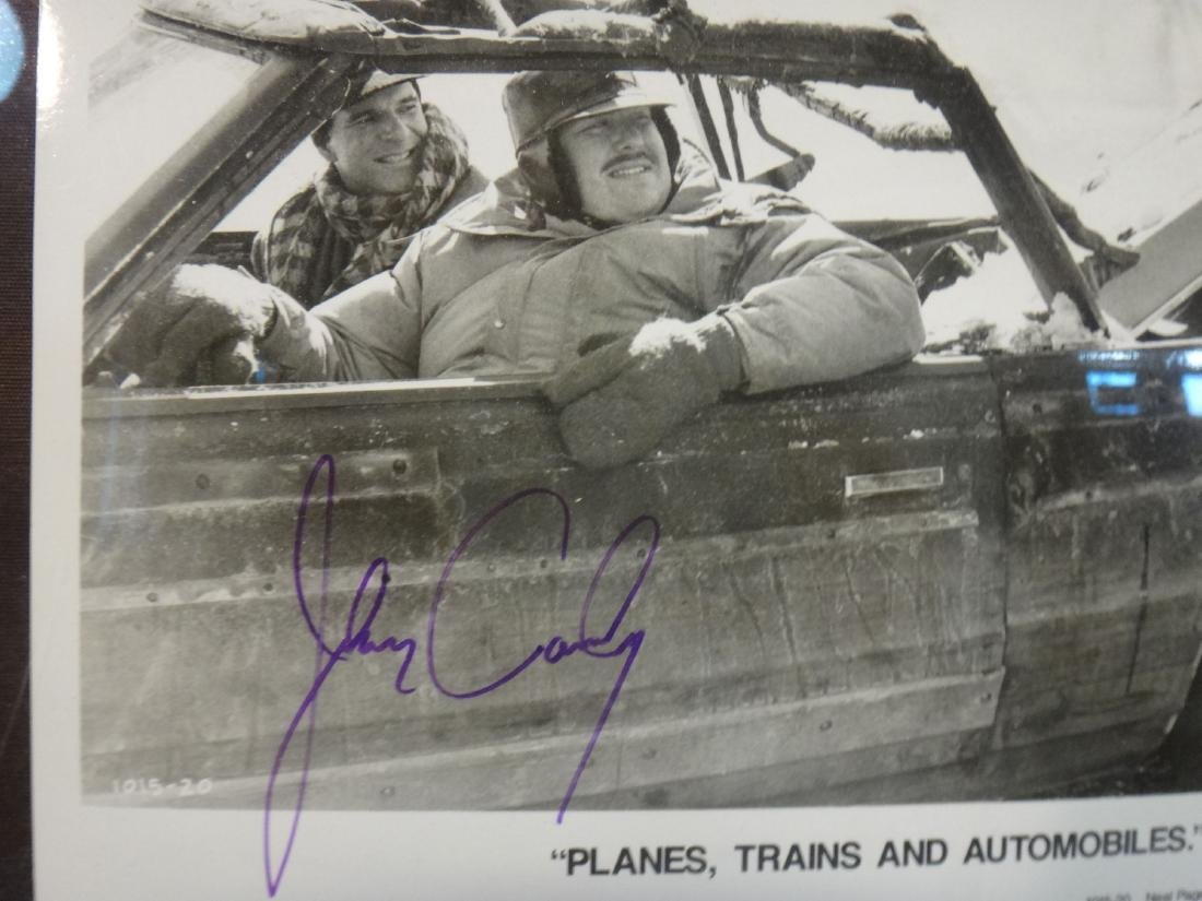 SNL LEGENDS CHEVY CHASE, JOHN CANDY, & OTHERS SIGNED - 8