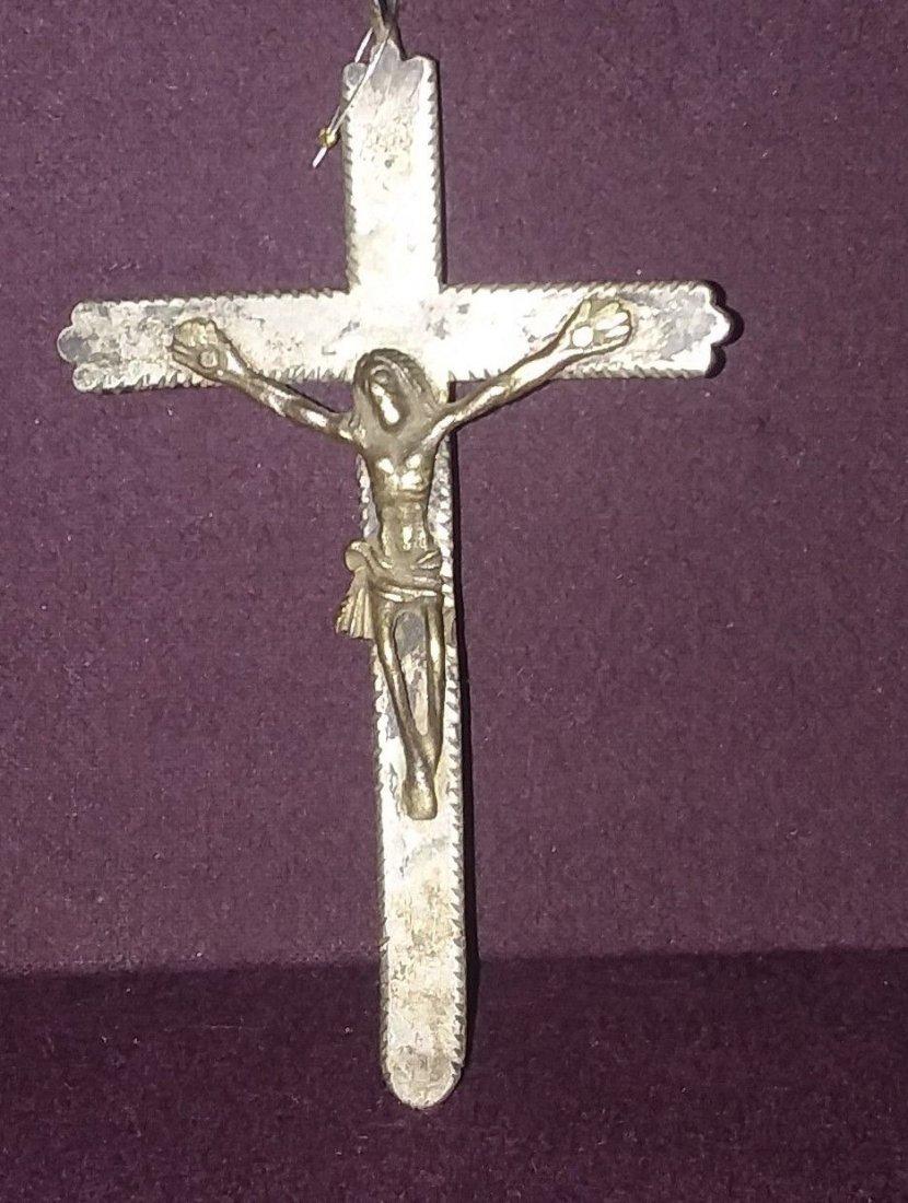 SILVER 1600'S RENAISSANCE CORPUS CHRISTI