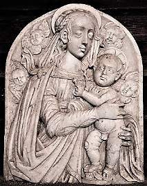 Florentine Prize, A 15th C  Church Marble