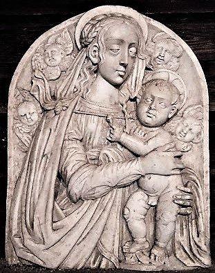 Florentine Prize, A 15th C  Church Marble